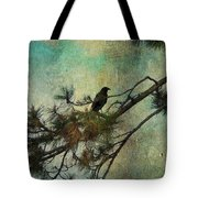 The Old Pine Tree Tote Bag