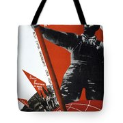 The Ussr Is The Elite Brigade Of The World Proletariat 1931 Tote Bag