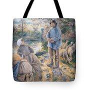 The Washerwomen Tote Bag
