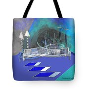 112 This Earthquake Feeling   Tote Bag