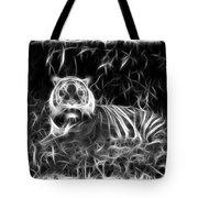 Tiger Spirit Tote Bag
