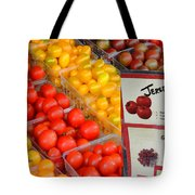 Tomatoes Nj Special Tote Bag
