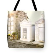 Tombstones  Tote Bag