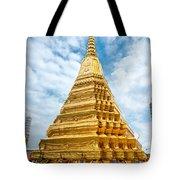 Wat Phra Kaeo Temple - Bangkok Tote Bag
