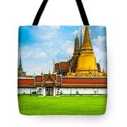 Wat Phra Kaew - Bangkok Tote Bag