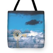 Water Windmill Tote Bag