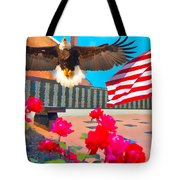 We Are All American's    Americans For All Tote Bag