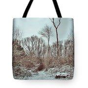 Woodland Walk Tote Bag