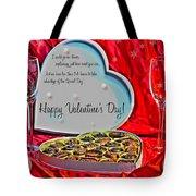0003 Valentine Series Tote Bag