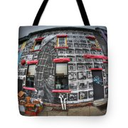 001 Allen St Hardware Tote Bag