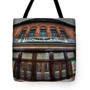 001 Allendale Theatre  Tote Bag