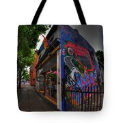 001 Glow Gallery Tote Bag