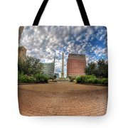 001 Heart Of The Queen Tote Bag