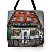 001 Mulligans Brick Bar Tote Bag