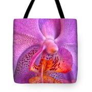 001 Orchid Summer Show Buffalo Botanical Gardens Series Tote Bag