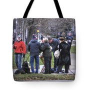 0010 Bloody Marys At The Turkey Trot 2014 Tote Bag