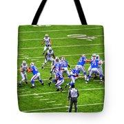 0010 Buffalo Bills Vs Jets 30dec12 Tote Bag