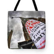 0010 Do Not Stand Tote Bag