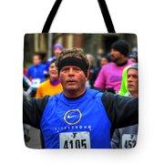 0010 Turkey Trot 2014 Tote Bag