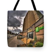 0011 Holiday Inn On Delaware Ave Buffalo Ny Tote Bag