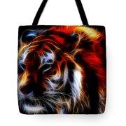 0012 Siberian Tiger Tote Bag