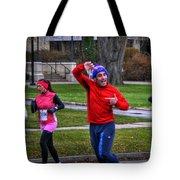 0012 Turkey Trot 2014 Tote Bag