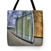 0013 Court House Tote Bag