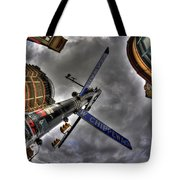 0013 Delaware And West Chippewa  Tote Bag
