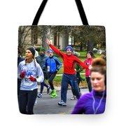 0013 Turkey Trot 2014 Tote Bag