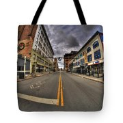 0014 The Chipp Stripp Tote Bag