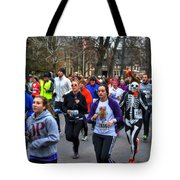 0016 Turkey Trot 2014 Tote Bag