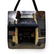 0018 Soho Burger Bar Tote Bag