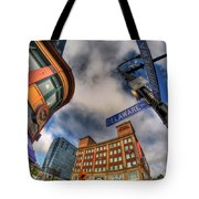 002 Delaware And Chipp Tote Bag