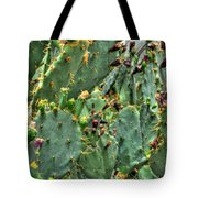 002 For The Cactus Lover In You Buffalo Botanical Gardens Series Tote Bag