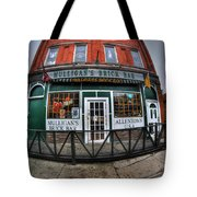 002 Mulligans Brick Bar Tote Bag
