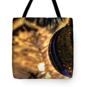 002 Silent Night Series Tote Bag