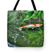 002 Within The Rain Forest Buffalo Botanical Gardens Series Tote Bag