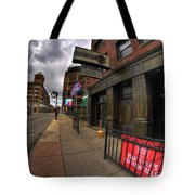0020 Tap House Pub And Grill Tote Bag
