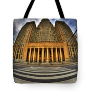0021 Approaching Our City Hall Tote Bag