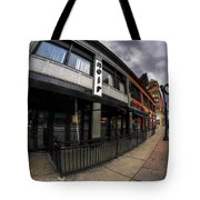 0023 Noir Ultra Lounge Tote Bag