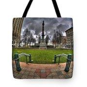 0029 Lafayette Square Tote Bag