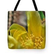 003 For The Cactus Lover In You Buffalo Botanical Gardens Series Tote Bag