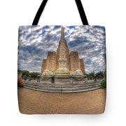 003 Heart Of The Queen Tote Bag