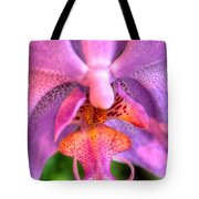 003 Orchid Summer Show Buffalo Botanical Gardens Series Tote Bag