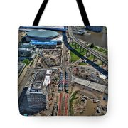 003 Visual Highs Of The Queen City Tote Bag