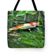 003 Within The Rain Forest Buffalo Botanical Gardens Series Tote Bag