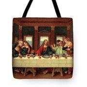 0030s The Last Supper After Leonardo Da Tote Bag