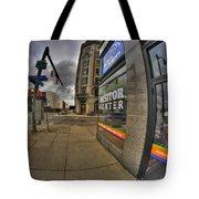 0031 Buffalo Niagara Visitor Center Tote Bag