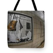 0035 Throwback Shopping Center Of Am And As Tote Bag