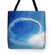 0036 - Air Show - Lux Tote Bag
